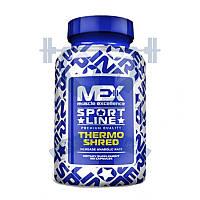 MEX Nutrition Thermo Shred жиросжигатель для похудения для снижения веса спортивное питание