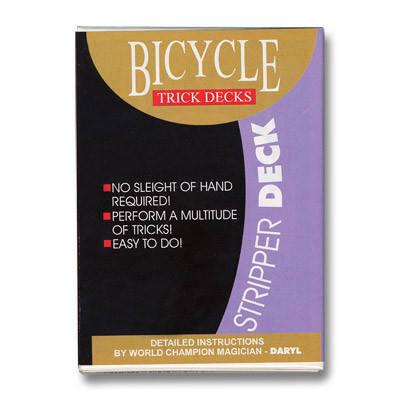 Трюковая колода | Bicycle Stripper Deck, фото 2