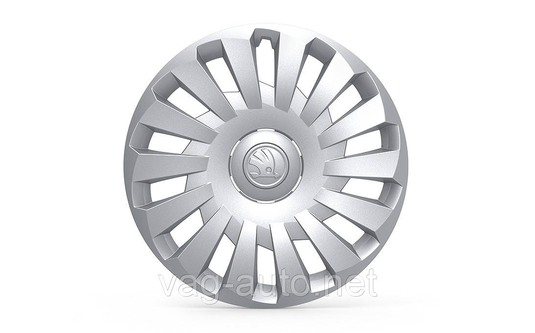 """Колпак колеса 6.0J x 16"""" Nordic для Skoda Yeti"""