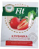 "Каша овсяная ФитПарад ""КЛУБНИКА"""