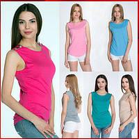 Летняя женская футболка *Bottoni* / 9 цветов, фото 1