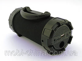 F18 Super Bass 5W boombox, портативная колонка c Bluetooth FM MP3, черная, фото 2