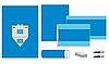 Набор покрытий Fapomed для артоскопии колена, полный, стерильный