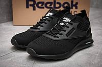 Кроссовки женские 12464, Reebok  Zoku Runner, черные ( 40  )