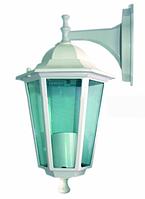 Уличный садово-парковый светильник PL6102 белый, металл