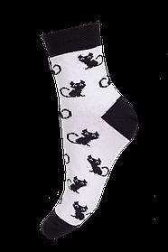 Носки демисезонные с рисунком