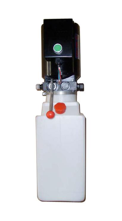 Гидростанция подъёмника гидравлического 220В
