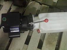 Гидростанция подъёмника гидравлического 220В, фото 2