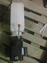 Гидростанция подъёмника гидравлического 220В, фото 3