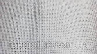 Ткань для вышивания  белая