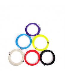 Комплект ABS пластик для 3D ручки (6 цветов)