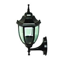 Уличный садово-парковый фонарь  Е27  PL5201 черный  металл, фото 1
