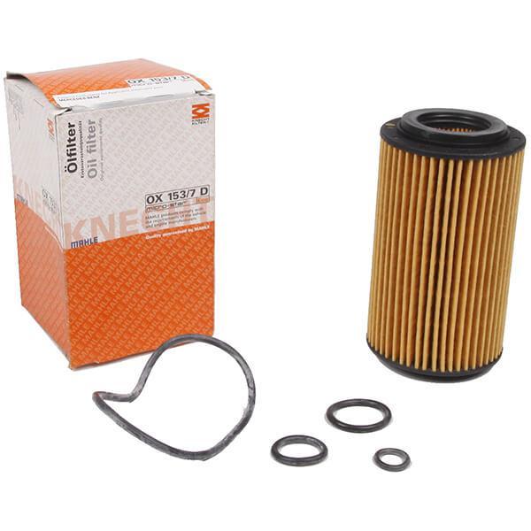 Масляный фильтр Knecht OX153/7d для Mercedes C, S, M, G-Class