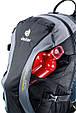 Рюкзак для альпинизма Speed Lite 20 DEUTER , 33121 5306 красный 20 л, фото 4
