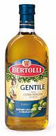 Натуральное оливковое масло Bertolli Gentile 1L