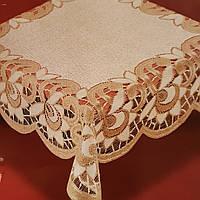 Скатерть 150х 150 см на квадратный стол