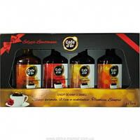 Сиропы для кофе, коктейлей, напитков Cafe d'or 4х50мл