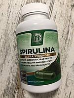 Спирулина уникальная водоросль 2000мг Spirulina extra strength, фото 1