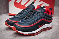 Кроссовки женские   Nike  Air Max 97, темно-синий (12435),  [  39 (последняя пара)  ] (реплика), фото 1