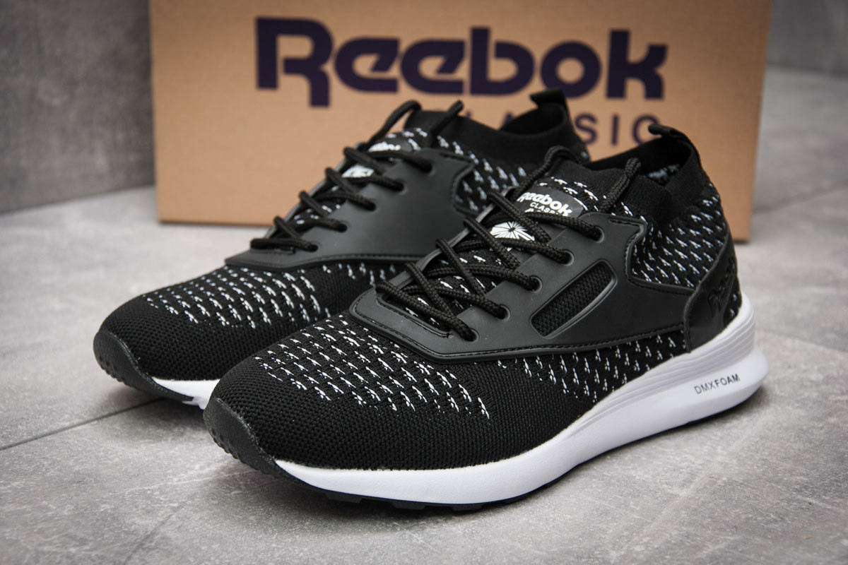 Кроссовки женские Reebok  Zoku Runner, черные (12465) размеры в наличии ► [  38 39  ](реплика)