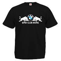"Футболка ""BMW Club Rivne"""