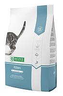 Корм Nature's Protection (Натур Протекшн) Kitten для котят до 1 года и кормящих кошек, 2 кг