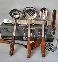 Набор кухонных инструментов Brauch 6 предметов Krauff 29-44-266