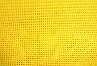 Ткань для вышивания  желтая