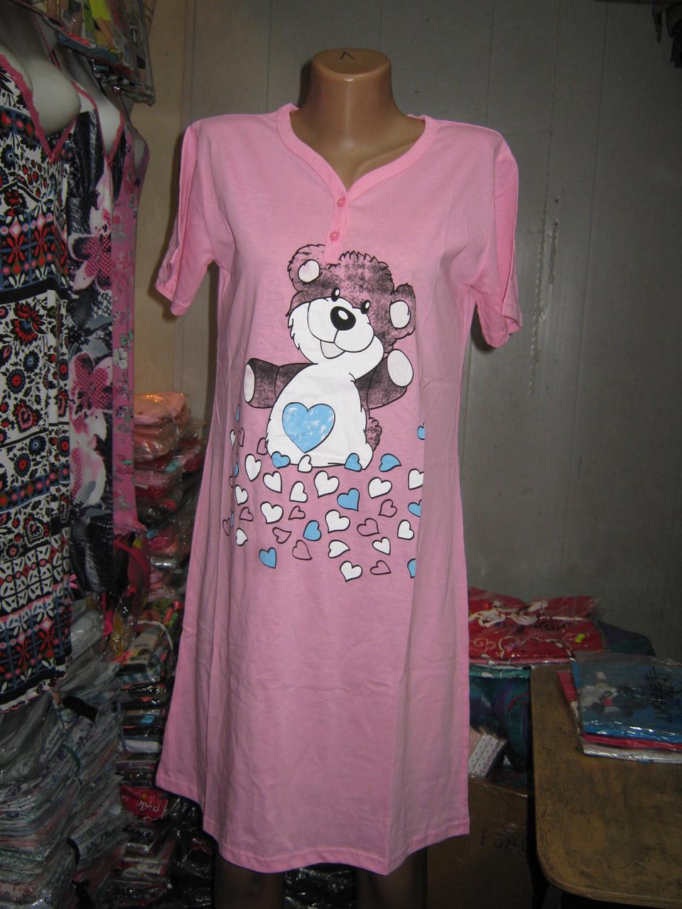 f0ae00afaacc1b5 Ночные рубашки с рукавом Blue Night TEDDY Планка - Модно...Красиво..