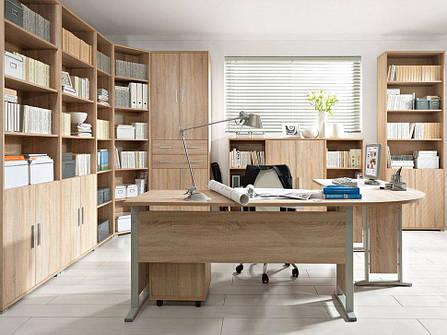 Офіс-Лайн тумба під стіл KON3S ГЕРБОР, фото 2