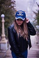 Женская джинсовая кепка , фото 1