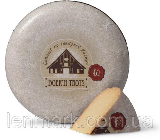 Сыр Boer'n Trots X.O. КЛЕНОВЫЙ СИРОП супер  выдержанный 80 недель