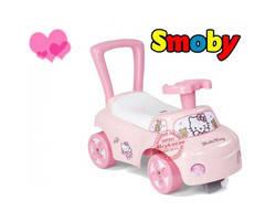 Машинка – Каталка Smoby Hello Kitty, фото 2