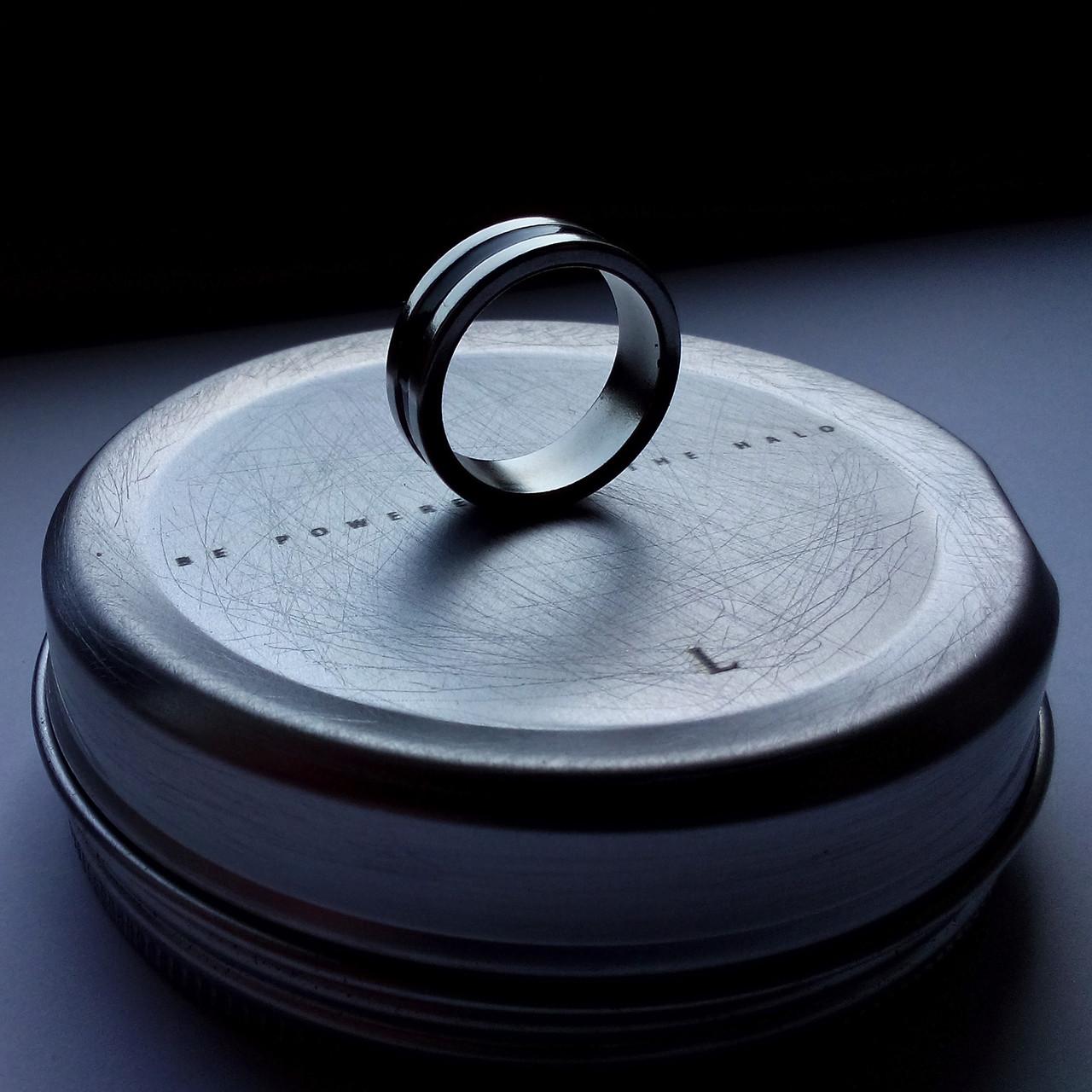 Магнітне кільце (з чорною смужкою)