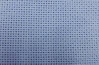 Ткань для вышивания  голубая