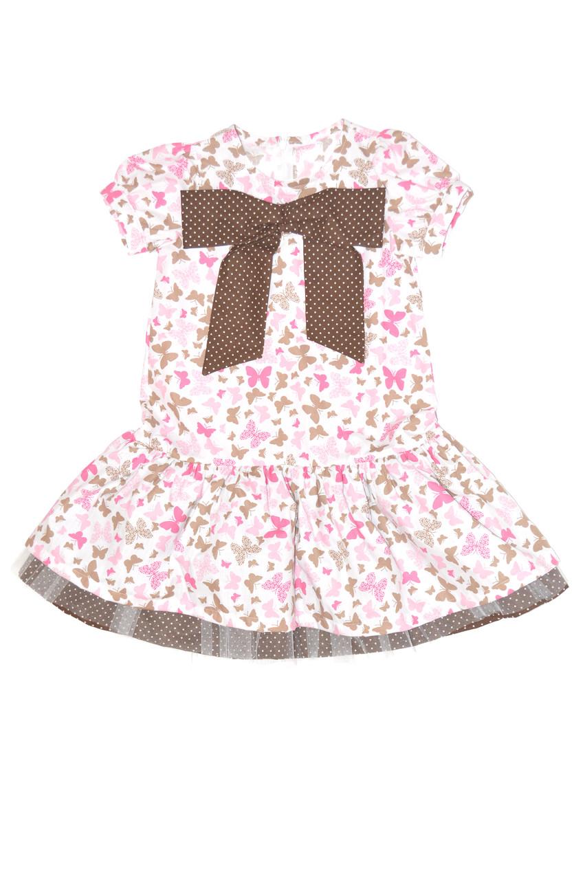 fdd5b54f7c2 Платье детское «Бабочка А силуэт с фатином. Нарядное - Магазин детской  одежды