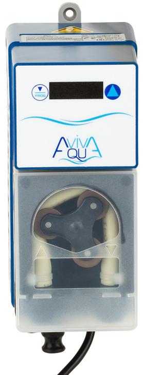 Перистальтический насос Aquaviva (KXRX1H1HM1002) с фиксированной скоростью дозирования