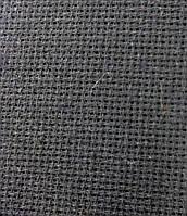 Ткань для вышивания  черная