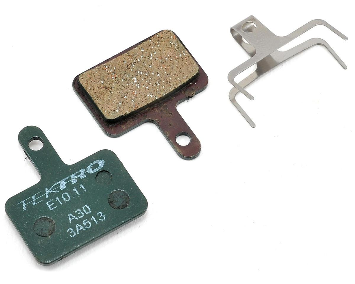 Колодки тормозные велосипедные Spelli SDP-10-11AUR дисковые