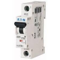Автоматический выключатель PL6-C10/1 Eaton/Moeller, фото 1