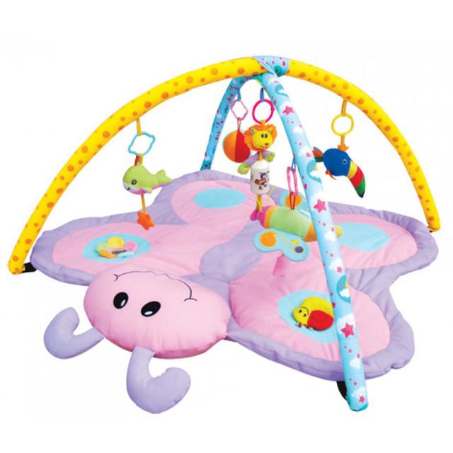 Коврик для детей игрушками 898-11B