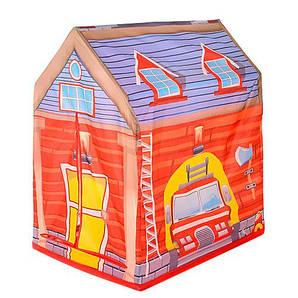 Намет дитячий ігровий Пожежна станція (2G2020)
