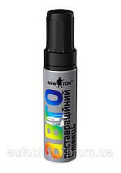 Карандаш для удаления царапин и сколов краски NewTon (Металлик)  Skoda 9102 Серебро 12мл
