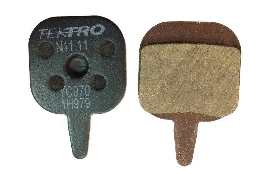 Колодки тормозные Spelli SDP-11-11 IO дисковые