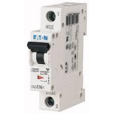 Автоматический выключатель PL6-C16/1 Eaton/Moeller