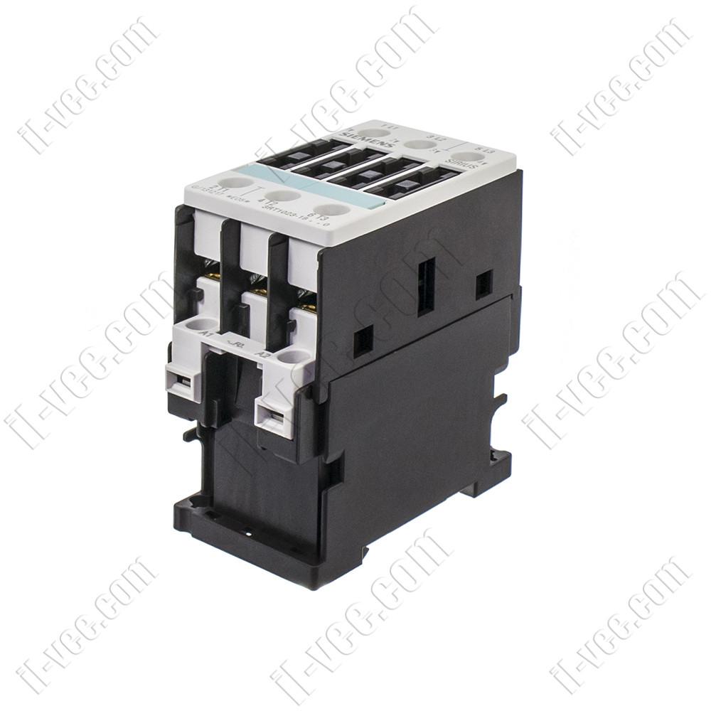 Контактор Siemens 3RT1023-1BB40, AC-3 4kW 400V, 24VDC