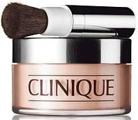 Рассыпчатая пудра Clinique Blended Face Powder and Brush