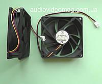 Вентилятор (кулер) 12V 0.2A, 92х92х25, 3 pin, для охлаждения системного блока компьютера