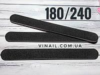 Пилка прямая, черная  180/240,