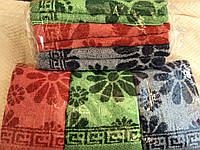 Полотенца кухонные, махровые